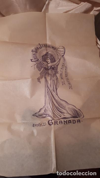 Arte: LOTE DE FOLLETOS. GRANADA 1935. - Foto 15 - 213413338