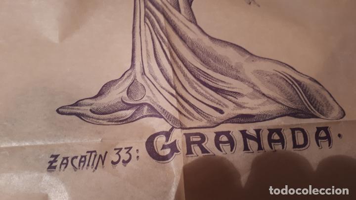Arte: LOTE DE FOLLETOS. GRANADA 1935. - Foto 19 - 213413338