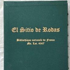 Arte: EL SITIO DE RODAS. Lote 228873520
