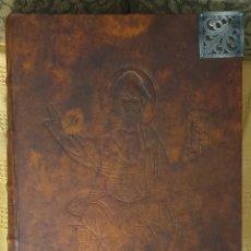 Arte: FASCÍMIL DE SANTA MARIA DE LAS HUELGAS UNA JOYA DE SCRIPTORIUM. Lote 242840995