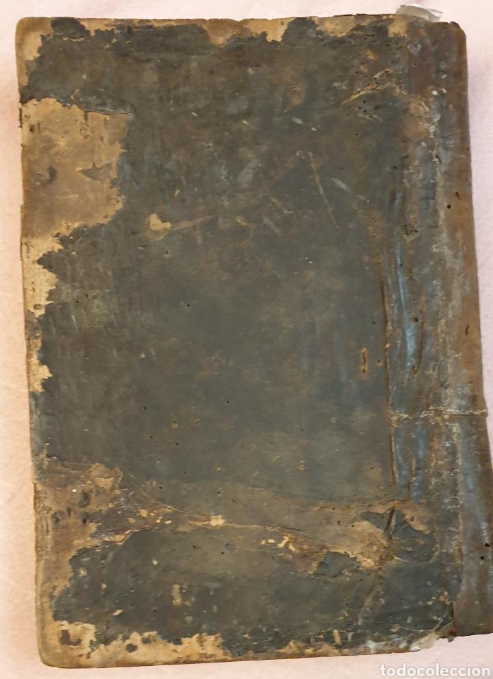 Arte: Biblia ortodoxa incunable a doble tinta una rareza - Foto 2 - 246954210