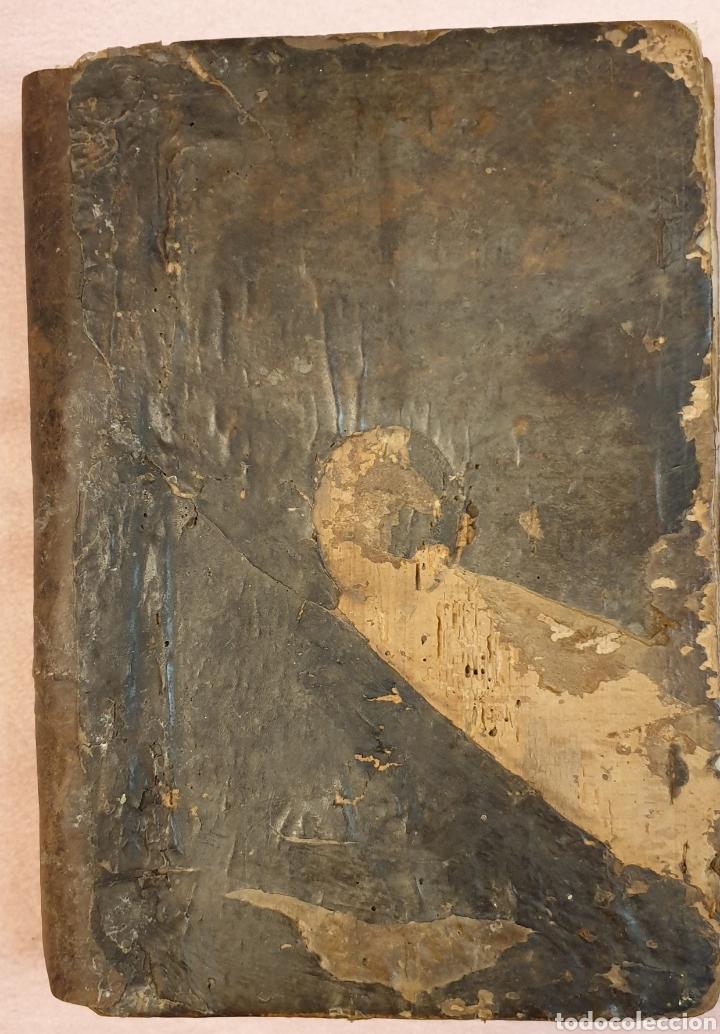 BIBLIA ORTODOXA INCUNABLE A DOBLE TINTA UNA RAREZA (Arte - Manuscritos Antiguos)