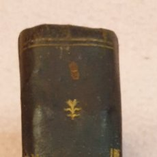 Arte: LIBRO SOBRE TEOLOGÍA DE S THOMAE AQUITANIA DE 1781. Lote 284304498