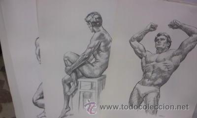 Arte: ESTUDIOS POR CARLOS FREIXAS 1980 - Foto 2 - 29120411