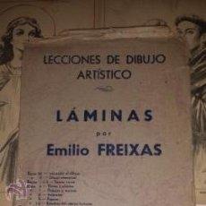 Arte: LAMINAS EMILIO FREIXAS. Lote 53580109