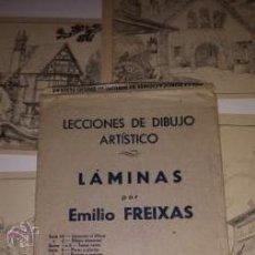 Arte: LAMINAS EMILIO FREIXAS. Lote 53580132