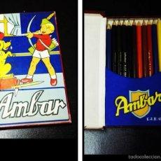 Arte - Lapices de colores. Año 1948. - 55526755