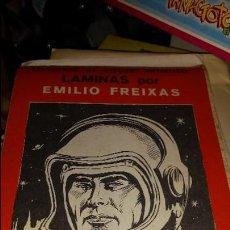 Arte: LÁMINAS DE EMILIO FREIXAS SERIE 38. Lote 60118331
