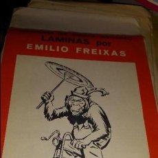 Arte: LÁMINAS DE EMILIO FREIXAS SERIE 35. Lote 60118483