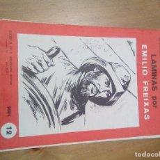 Arte: LÁMINAS DE DIBUJO POR EMILIO FREIXAS. Lote 75047807