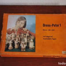 Arte: BRENN-PETER 1 - PIRÓGRAFO - PIROGRABADO - ALEMANIA - AÑOS 60. Lote 82424604