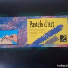 Arte: PASTELES DE ARTE -APENAS USADO -VER FOTOS ---REFM2E1. Lote 86480580