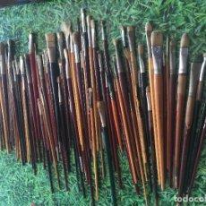 Arte - COLECCION 96 PINCELES DE ALTA CALIDAD - 87383144