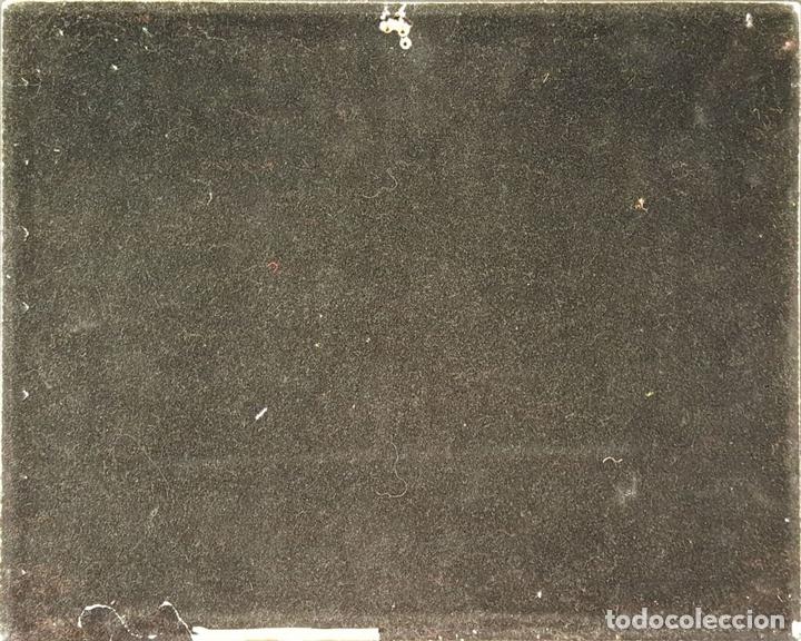 Arte: PAISAJE DE PUEBLO. CHIVA. VALENCIA. ESMALTE SOBRE CERÁMICA. PUIGMARTÍ. SIGLO XX. - Foto 8 - 88133424