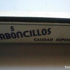 Arte: 5 CARBONCILLOS. Lote 93523655