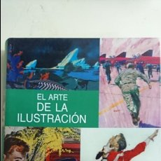 Arte: EL ARTE DE LA ILUSTRACION. Lote 102383236