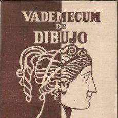 Arte: VADEMECUM DE DIBUJO, INFANTILES I. EDITORIAL SALVATELLA. CUADERNO QUE CONTIENE 16 HOJAS . Lote 123454478