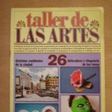 Arte: TALLER DE LAS ARTES Nº26. Lote 112064371