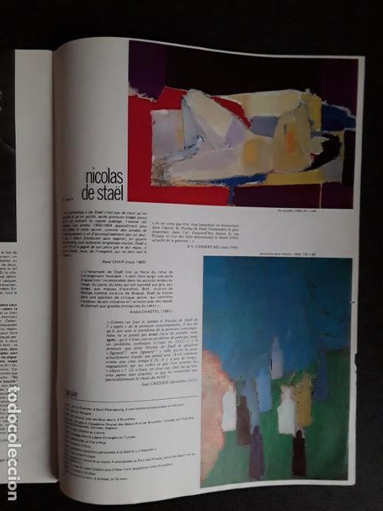 Arte: (Revista de Arte) L'art vivant. Nº 31/ juin-juillet 1972. Paris. Maeght. - Foto 2 - 144597094