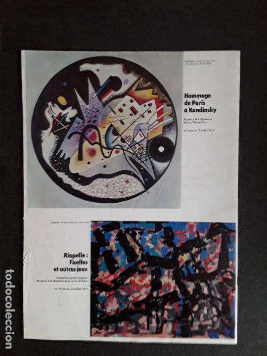 Arte: (Revista de Arte) L'art vivant. Nº 31/ juin-juillet 1972. Paris. Maeght. - Foto 3 - 144597094