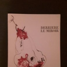 Arte: DERRIÈRE LE MIROIR. REBEYROLLE Nº219. MAEGHT, PARIS, MAYO-1976. ARTE MODERNO.. Lote 145113538