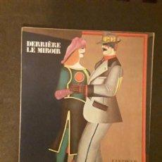 Arte: DERRIÈRE LE MIROIR. LINDNER. Nº226. MAEGHT, PARIS, DICIEMBRE-1977. Lote 145116230