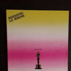 Arte: DERRIÈRE LE MIROIR. MONORY. Nº227. MAEGHT, PARIS, ENERO-1978. ARTE MODERNO.. Lote 145146586
