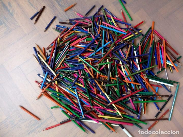 LOTE DE 400 LAPICES COLORES ALPINO (Arte - Material de Bellas Artes)