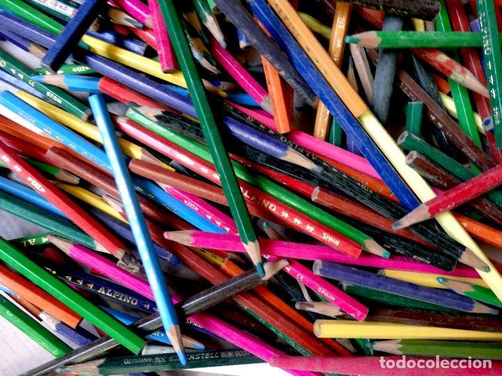 Arte: Lote de 400 lapices colores ALPINO - Foto 2 - 148346834