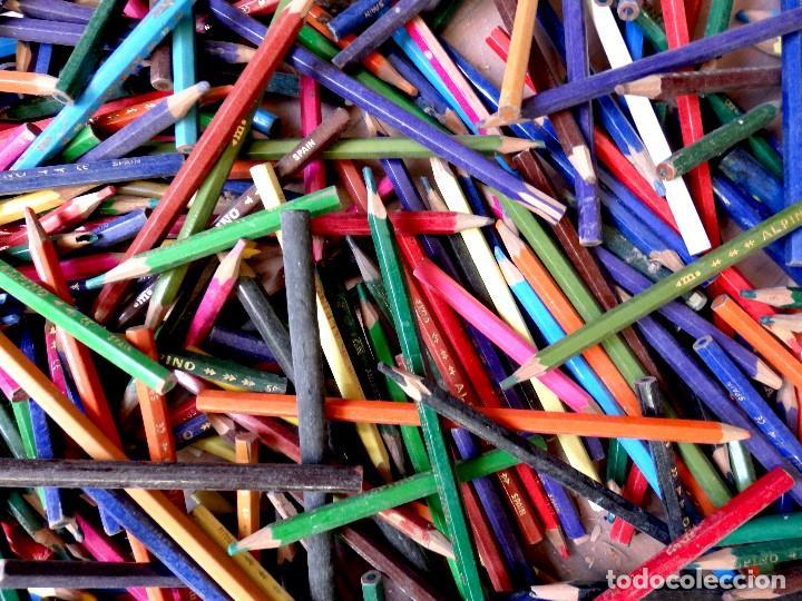Arte: Lote de 400 lapices colores ALPINO - Foto 3 - 148346834