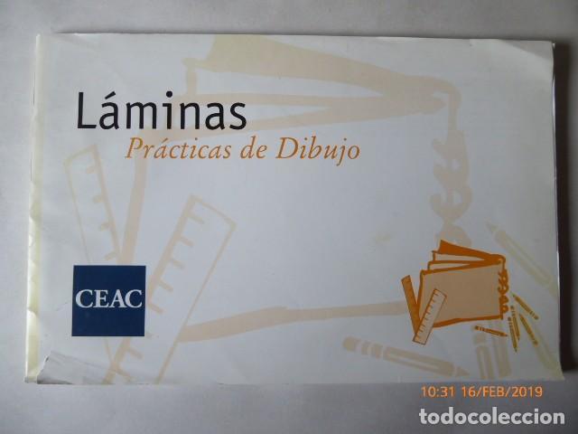CUADERNO LAMINAS DE DIBUJO CEAC, 400X260, (Arte - Material de Bellas Artes)