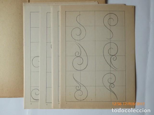 Arte: vademecun de dibujo metodo, editorial miguel a. salvatella. - Foto 2 - 151485990