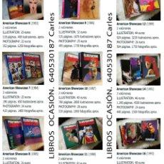 Arte: LIBROS DE ILUSTRACIÓN Y FOTOGRAFÍA (21) AÑOS 80'S. Lote 155630966