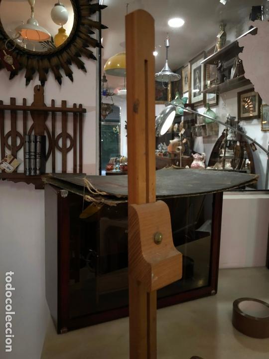 Arte: ATRIL CABALLETE DE MADERA CON MEDIDA PARA CUADROS DE HASTA 60 CM - Foto 7 - 167903524