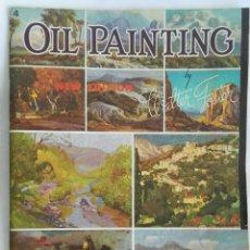 Arte: OIL PAINTING PINTURA AL ÓLEO WALTER FOSTER. Lote 171372517