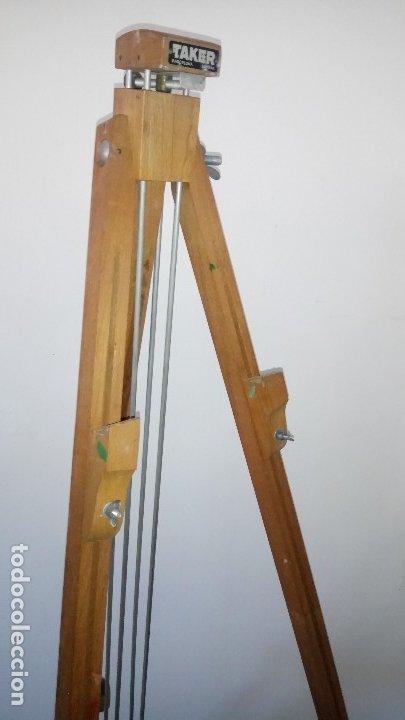 Arte: CABALLETE de PINTOR, PLEGABLE , en MADERA. - Foto 11 - 175053434