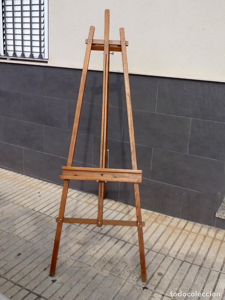 CABALLETE DE PINTOR PARA DECORACION O USAR.185 CM. (Arte - Material de Bellas Artes)