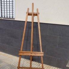 Arte: CABALLETE DE PINTOR PARA DECORACION O USAR.185 CM.. Lote 175727157