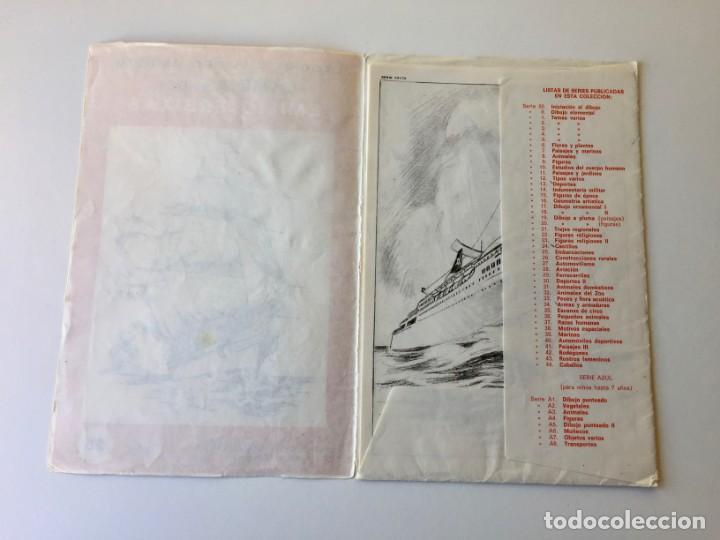 Arte: LECCIONES DE DIBUJO ARTÍSTICO - LAMINAS POR EMILIO FREIXAS SERIE 25 - COMPLETA CON 12 LÁMINAS - Foto 4 - 192258932