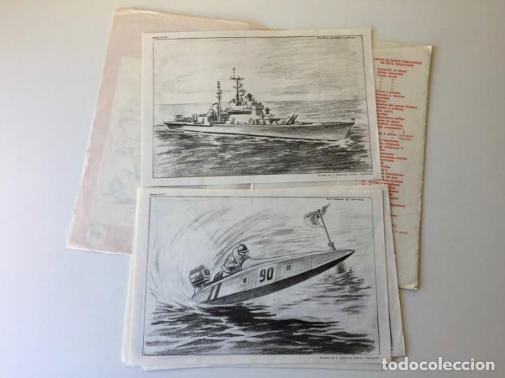 Arte: LECCIONES DE DIBUJO ARTÍSTICO - LAMINAS POR EMILIO FREIXAS SERIE 25 - COMPLETA CON 12 LÁMINAS - Foto 6 - 192258932