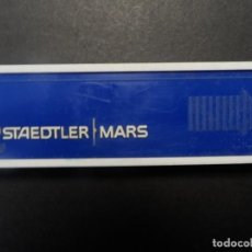 Arte: 12 MINAS STAEDTLER MARS CARBON 2 MM. MADE GERMANY. SIGLO XXI. SIN USAR. Lote 200060771