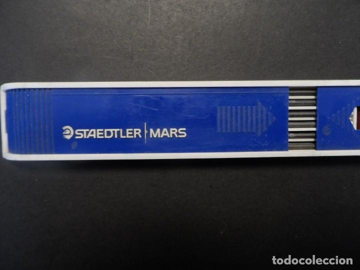 Arte: 12 MINAS STAEDTLER MARS CARBON 2 MM. MADE GERMANY. SIGLO XXI. SIN USAR - Foto 2 - 200060771