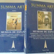 Arte: SUMMA ARTIS HISTORIA DEL ARTE ESPASA CALPE 2 TOMOS. Lote 209206110