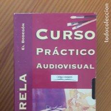 Arte: VHS. CURSO PRACTICO AUDIOVISUAL. ACUARELA. EL BODEGON. 1994. DIBUJO PASO A PASO. PINTURA.. Lote 218233543