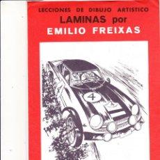 Arte: CARPETA 12 LAMINAS Nº 40 EMILIO FREIXAS COMPLETA. Lote 220263337