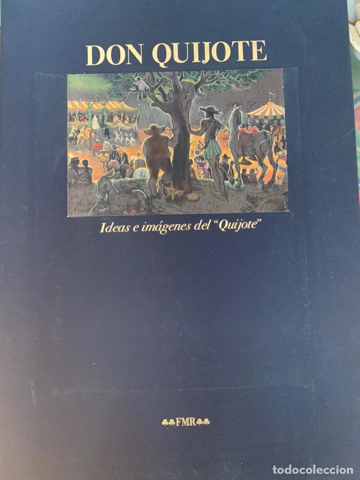 QUIJOTE FMR (Arte - Material de Bellas Artes)