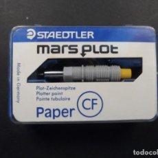 Arte: PUNTERA STAEDTLER. MARS PLOT CF PAPER. STAEDTLER. SIN USAR. Lote 223966645
