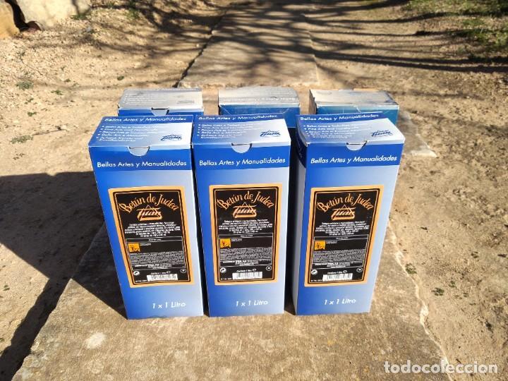 Arte: 6 litros de betún de judea - Foto 3 - 235082540