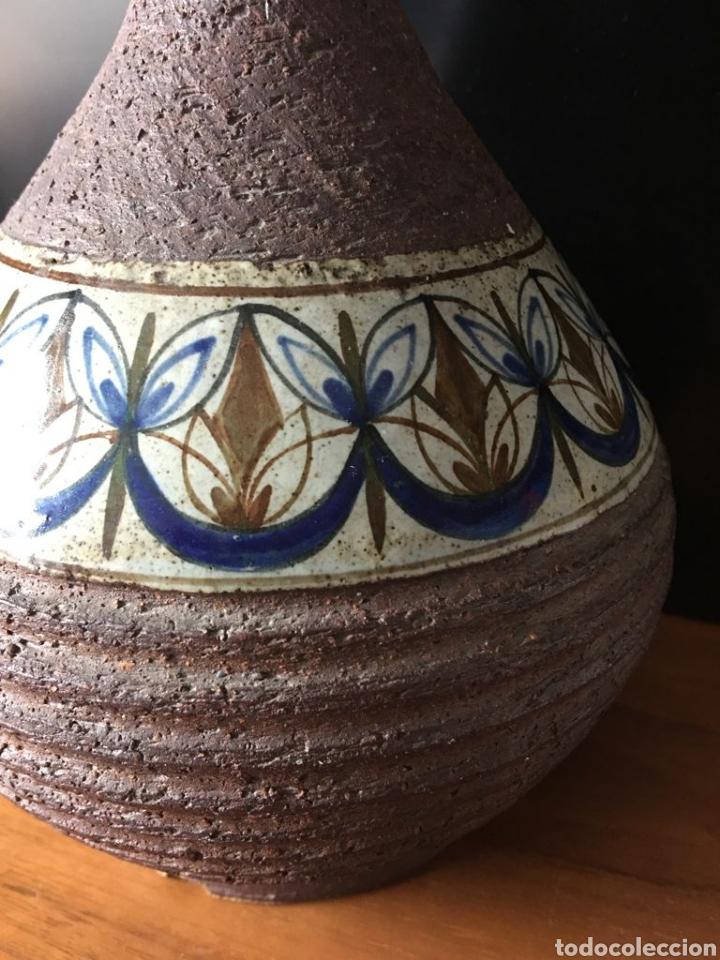 Arte: CERAMICA GRES DE VALDEMORILLO - MADRID. Preciosa pieza de ceramica de Valdemorillo - Foto 3 - 246436980