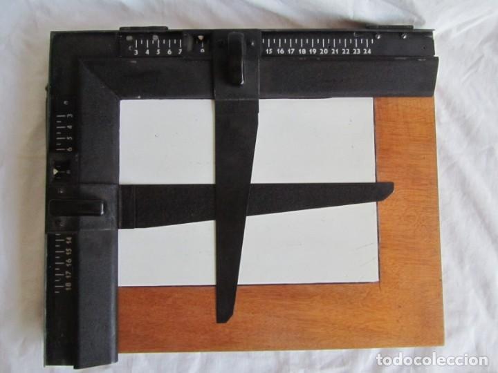 Arte: Tabla para dibujo técnico - Foto 2 - 246954020
